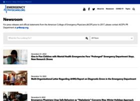 newsroom.acep.org