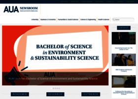 newsroom.aua.am