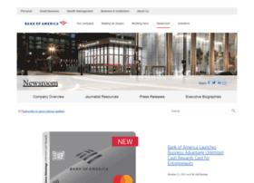 newsroom.bankofamerica.com