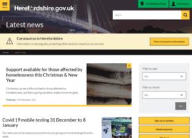 newsroom.herefordshire.gov.uk