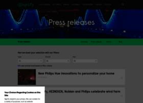 newsroom.lighting.philips.com