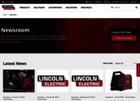 newsroom.lincolnelectric.com