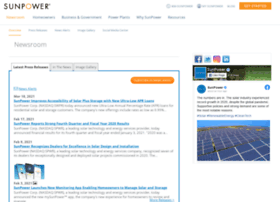 newsroom.sunpower.com