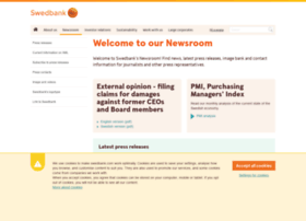 newsroom.swedbank.com