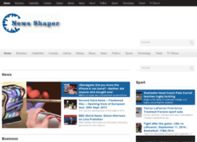 newsshaper.com