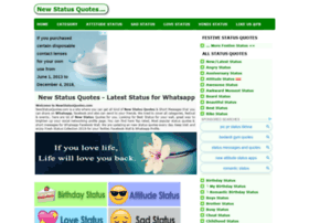 newstatusquotes.com