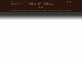 newstreetgrill.co.uk