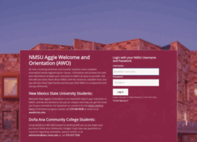 newstudentregistration-d.nmsu.edu
