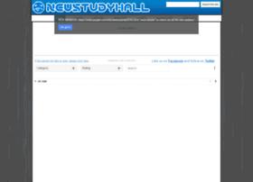 newstudyhall.org