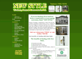 newstylewindowsandconservatories.co.uk