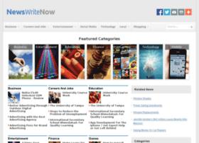 newswritenow.com