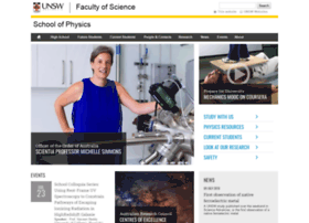 newt.phys.unsw.edu.au