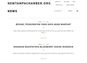 newtampachamber.org