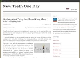 newteethoneday.blog.com
