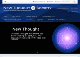 newthoughtsociety.com