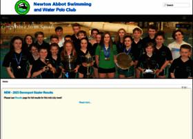 newtonabbotswimmingclub.co.uk