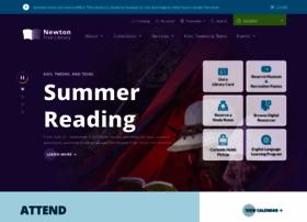 newtonfreelibrary.net