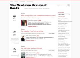 newtownreviewofbooks.com