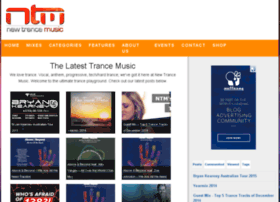 newtrancemusic.com.au