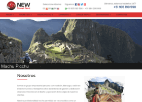newtravelperu.com