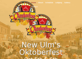 newulmoktoberfest.com