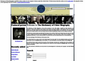 newulsterbiography.co.uk