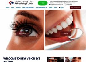 newvisioneyecenter.ae