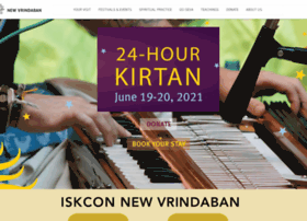 newvrindaban.com