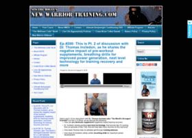 newwarriortraining.com