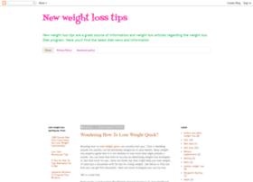 newweightlosstips.blogspot.com