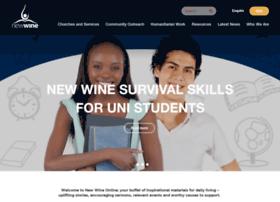 newwine.co.uk