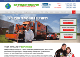 newworldautotransport.com