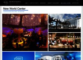 newworldcenter.com
