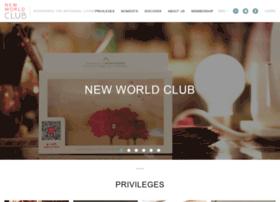newworldclub.com.hk