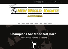 newworldkarate.com
