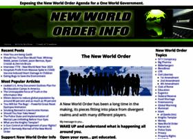 newworldorderinfo.com
