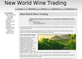 newworldwinetrading.com
