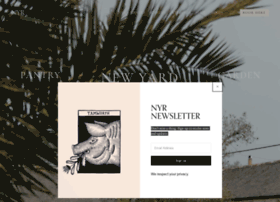 newyardrestaurant.co.uk