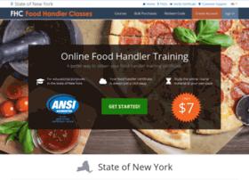newyork.foodhandlerclasses.com