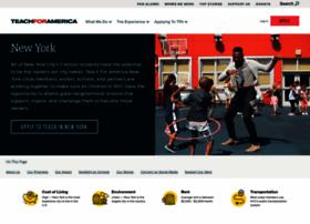 newyork.teachforamerica.org