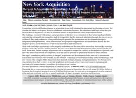 newyorkacquisition.com