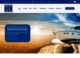 newyorkboatingsafety.com