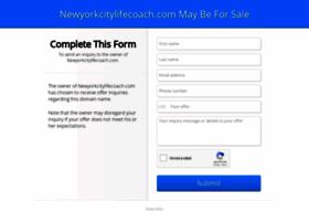 newyorkcitylifecoach.com