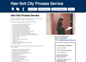 newyorkcityprocessservers.com