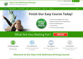 newyorkdefensivedriving.com