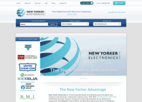 newyorkerelectronics.com