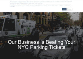 Pay parking tickets fines violations notices websites and ...