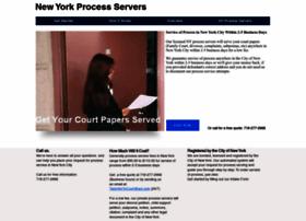 newyorkprocessserver.org