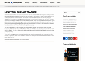 newyorkscienceteacher.com