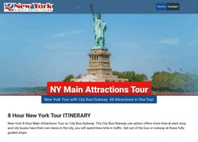 newyorktourshuttle.com